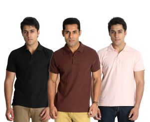 Pack of 3 Polo T-Shirts at Rs.949